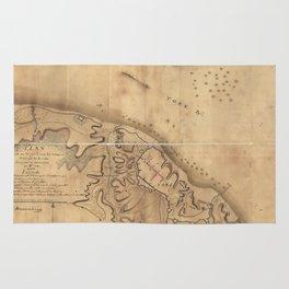 Yorktown 1781 Rug