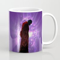 starlord Mugs featuring Lord Of A Galaxy by Rachcox