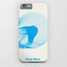 Deep Blue Slim Case iPhone 6s