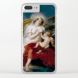 The Birth of the Milky Way Clear iPhone Case