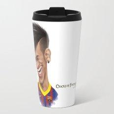 Neymar - Barcelona Travel Mug