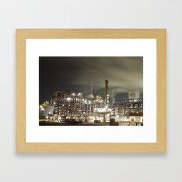 Industrie Framed Art Print
