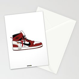 Jordan x Off-White Stationery Cards