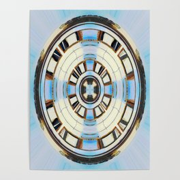 Compact Disk Poster
