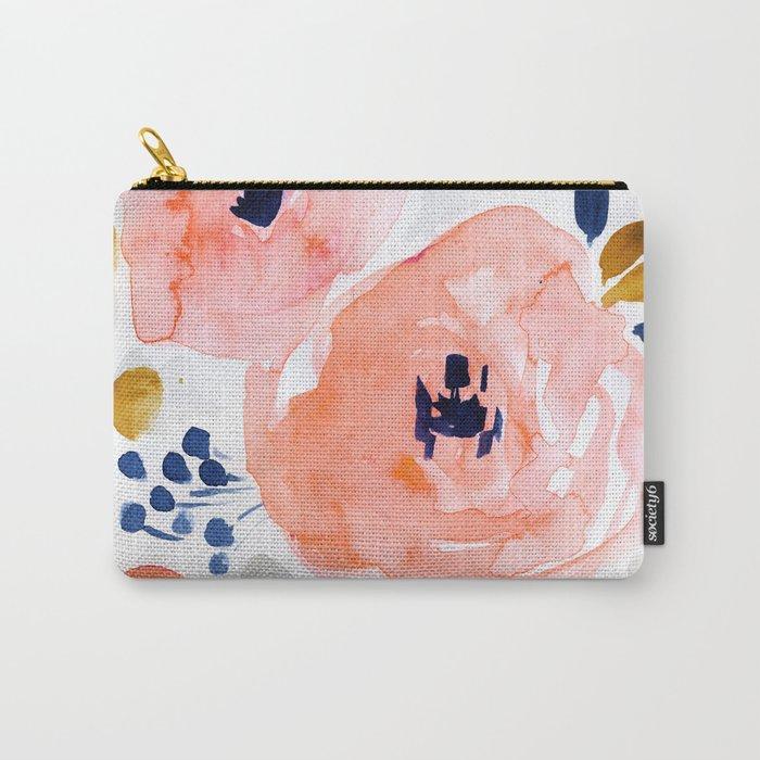 Genevieve Floral Tasche