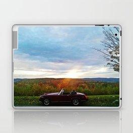 Little Car Big Sun Laptop & iPad Skin