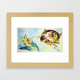 Idols Framed Art Print