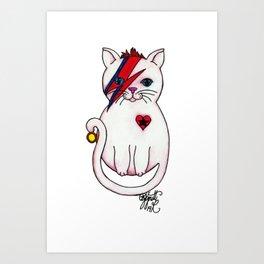 Icon Cats I Art Print