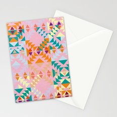 GEO GRAPHIC JOY  Stationery Cards