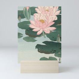 Lotus Lilies  Mini Art Print