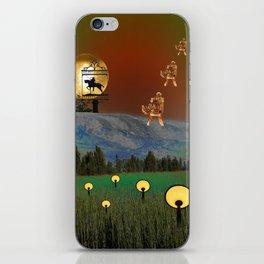 Visitation - A Lampscape iPhone Skin