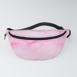 Light Pink Marble Fanny Pack