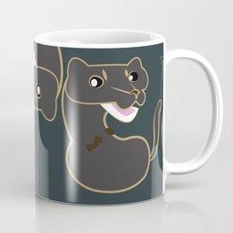 Neovison Mink Grey Coffee Mug