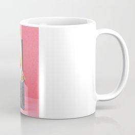 A Bird in Parallax Coffee Mug