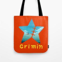 One Piece Crimin Tote Bag