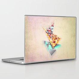Triangle Rush! Laptop & iPad Skin