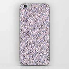 Ditsy Flora Lilac iPhone Skin
