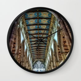 Hull Trinity Cathedral Wall Clock