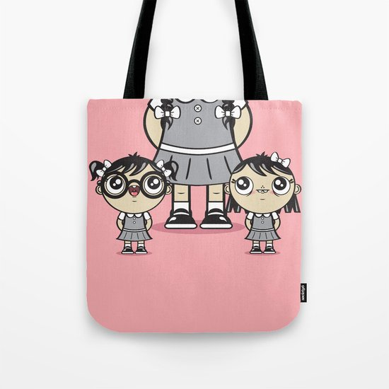 Some Girls Are Bigger Than Others Tote Bag