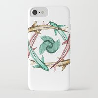 circle iPhone & iPod Cases featuring Circle by DebS Digs Photo Art