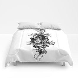 IN BLOOM #03 Comforters