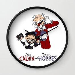 CalvinAndHobbes Wall Clock