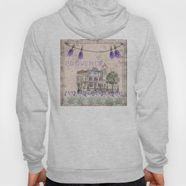 Provence France - my love  - Lavender and Summer Hoodie
