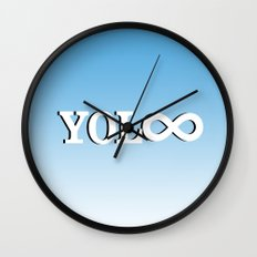 You Only Live Forever—Part II Wall Clock