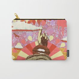 AFTERNOON PSYCHEDELIA REDUX Carry-All Pouch