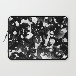 Black & White ( Abstract ) Laptop Sleeve