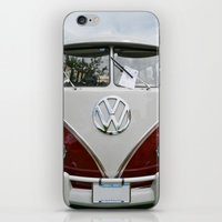 hippie iPhone & iPod Skins featuring HIPPIE by OSSUMphotos