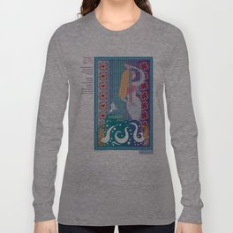 Women of the Myth Series: Aphrodite-Venus Long Sleeve T-shirt