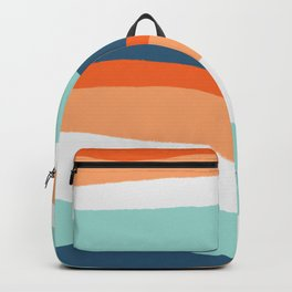 venice sunset Backpack