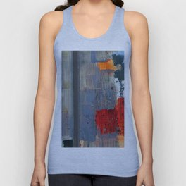 Love Abstract Unisex Tank Top