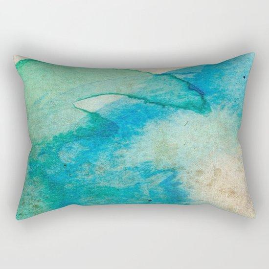 Pastel Color Splash 07 Rectangular Pillow