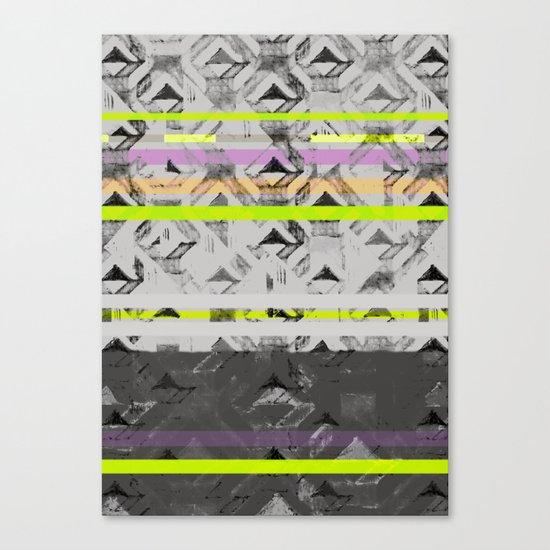 Tri Lands Canvas Print