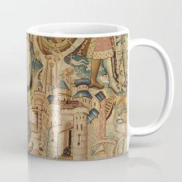 Hunting Flemish Tapestries Coffee Mug