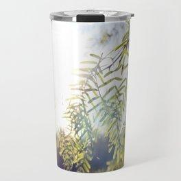 Leaves & Light Travel Mug