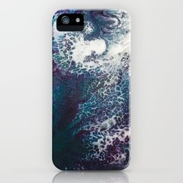Misty Waters iPhone Case
