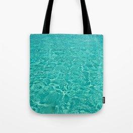 Aqua Heaven Tote Bag