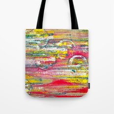SpeedBall Tote Bag