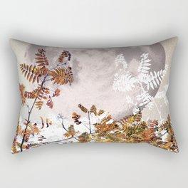 Super Moon v.1 - Autumnal - Nov 14th 2016 #buyart Rectangular Pillow