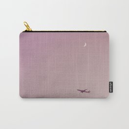 Somewhere On Mars Carry-All Pouch