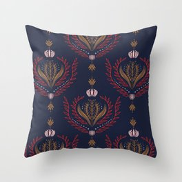 Jeweled Throw Pillow