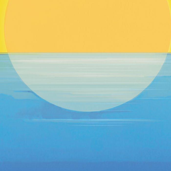 Sunset - Every Time We Say Goodbye Leggings