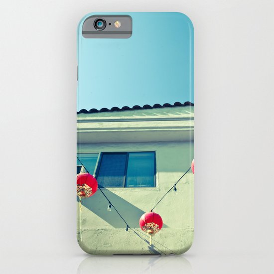 Chinatown iPhone & iPod Case