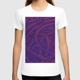 Junction - Purple and Red T-shirt