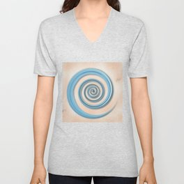 Hole in the Wall Unisex V-Neck