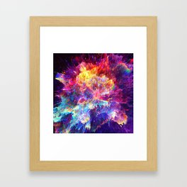 Hag Framed Art Print