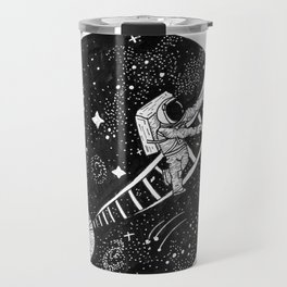 Ladder to the Cosmos Travel Mug